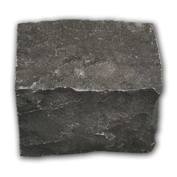 Đá cubic 10x10x8cm bazan chẻ tay