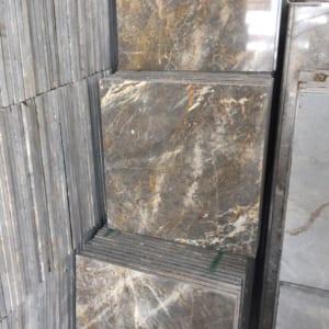 Đá marble nâu vàng Thanh Hóa 60x60