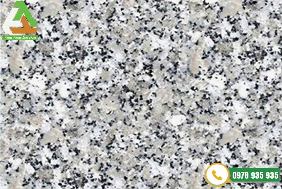 Đá granite trắng suối lau Bình Định