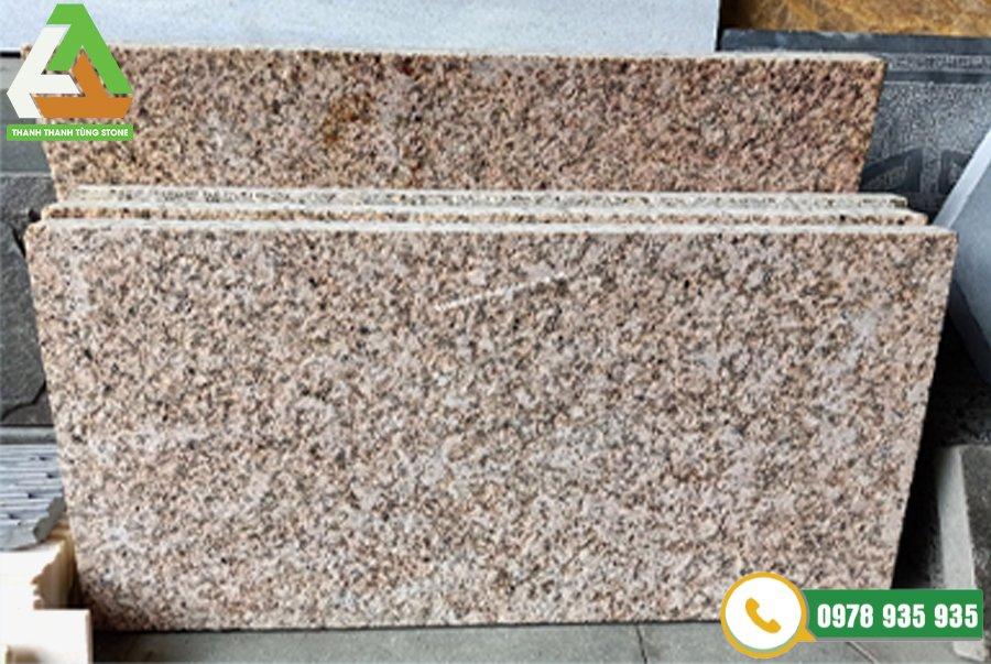 Thanh Thanh Tùng Stone là đơn vị sản xuất và cung cấp đá granite vàng khò lửa chất lượng và lớn nhất cả nước