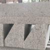 Đá bó vỉa granite vàng Bình Định 100×26×23 vát cạnh