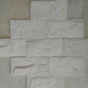 Đá bóc trắng 10x20 cm