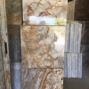 Đá marble vàng dăm kết