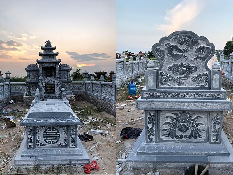 Khu lăng mộ gia đình NBStone