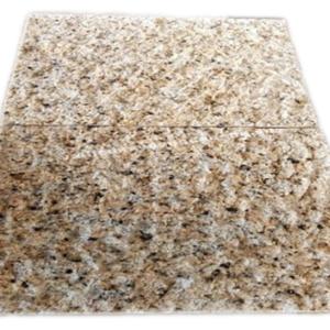 Đá granite vàng bình định khò mặt 600mm x 300mm x 20mm