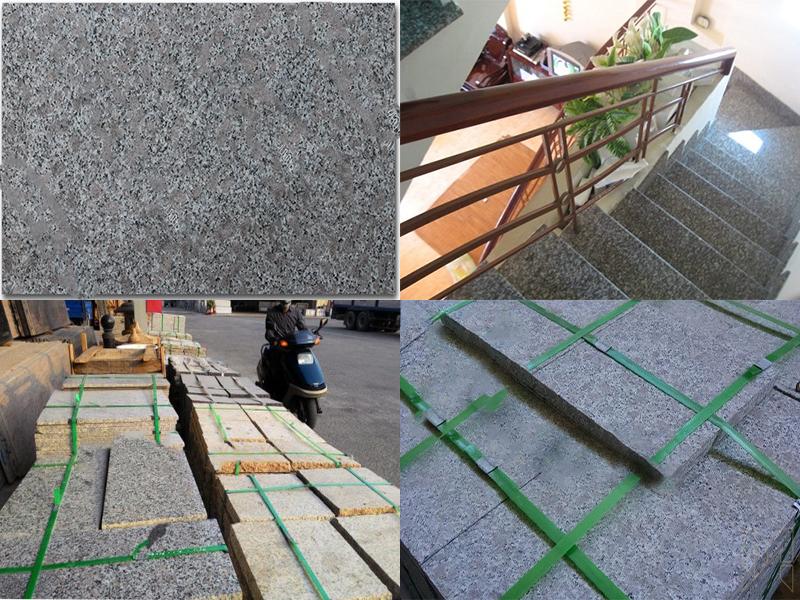 Đá Granite Tím Hoa Cà Khò Lửa 300mmx300mmx30mm