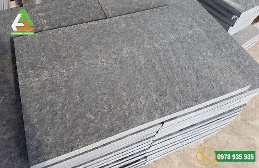Mẫu đá lát bazan chống trơn trượt tốt
