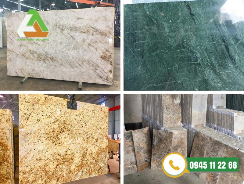 Thanh Tùng Stone - Đơn vị sản xuất và cung cấp đá ốp tường lớn nhất miền Bắc