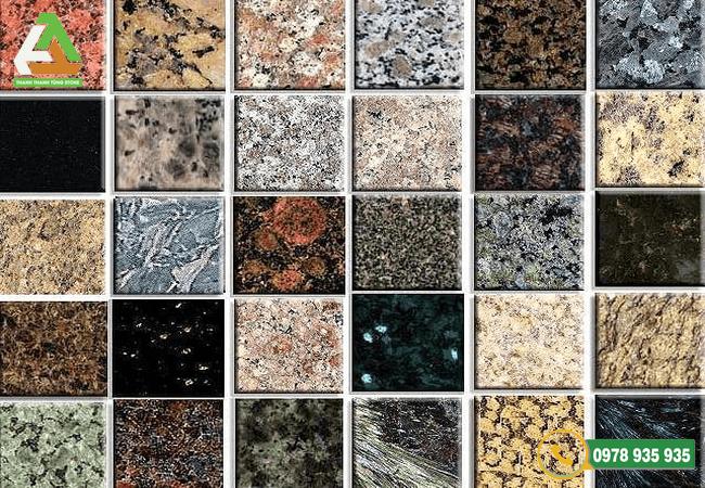 Mẫu đá ốp lát tự nhiên, chất lượng tại Thanh Tùng Stone