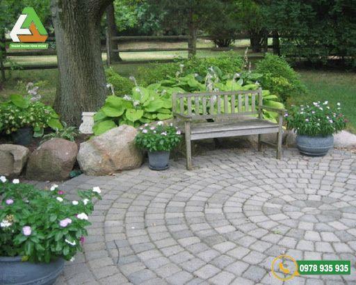 Đá cubic - đá lát sân vườn tự nhiên, bền đẹp