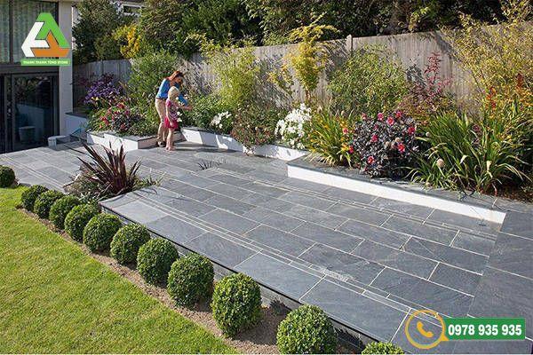 Báo giá đá ốp lát sân vườn phụ thuộc vào lượng đặt mua
