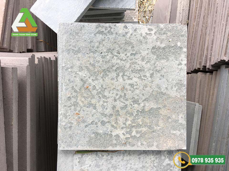 Sử dụng đá sa thạch trở thành xu hướng trong những năm gần đây