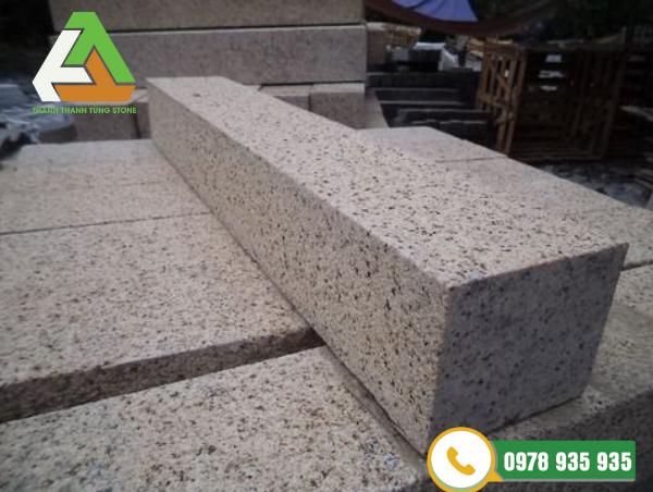 Đá bó vỉa granite