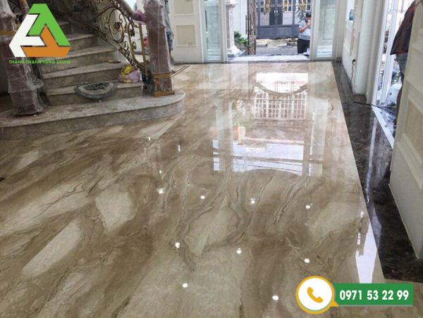 Đá ốp lát nền nhà marble