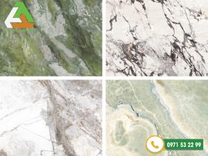 Đá ốp lát tự nhiên marble