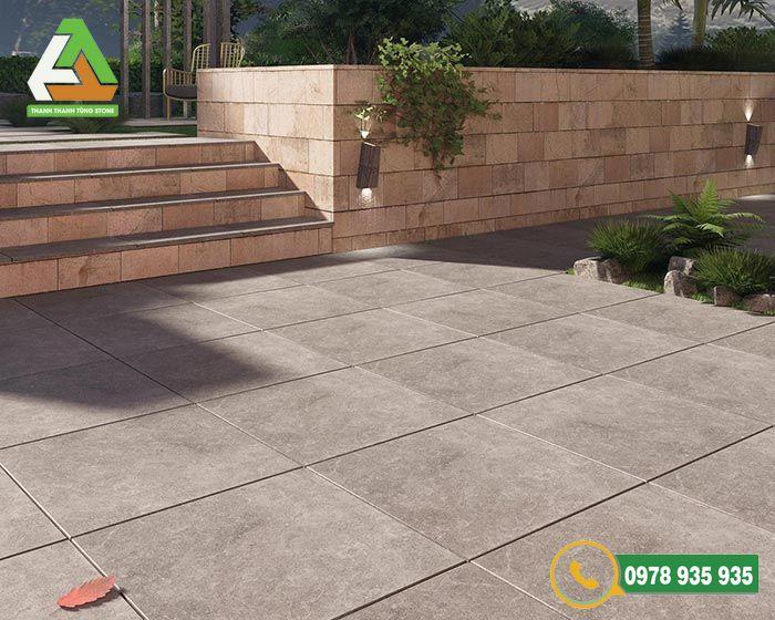 Lựa chọn đá lát sân vườn cho không gian