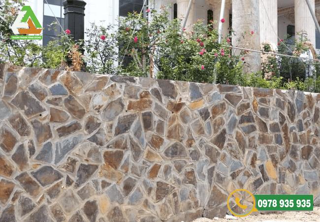 Báo giá đá chẻ ốp tường tự nhiên đẹp nhất