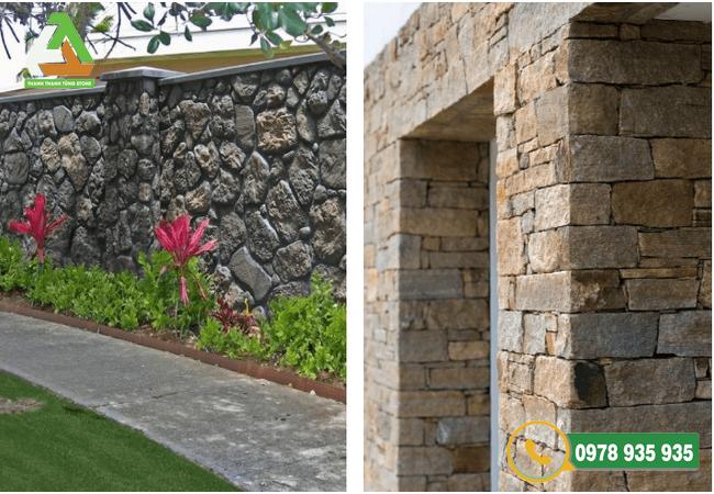 Cơ sở chuyên cung cấp đá chẻ ốp tường uy tín