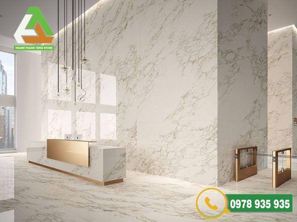 Ưu điểm nổi bật của các mẫu đá ốp tường đẹp nội ngoại thất