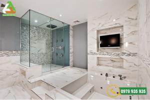 Tiêu chí lựa chọn đá ốp lát nhà vệ sinh đạt chuẩn