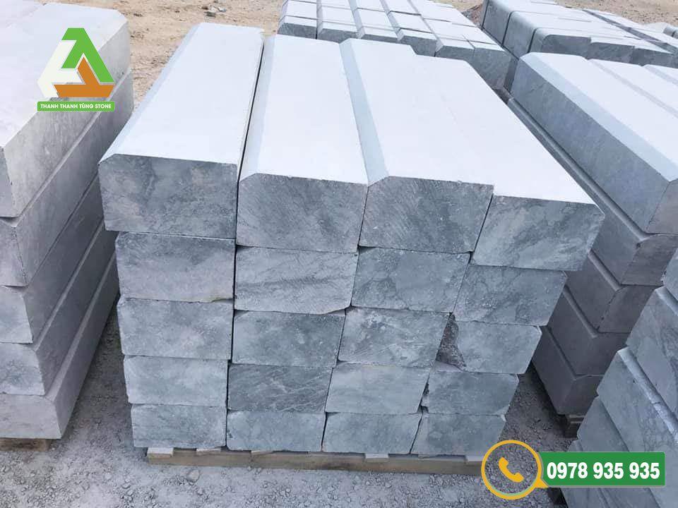 Thanh Tùng Stone cung cấp đá bó vỉa hè Thanh Hóa tự nhiên toàn quốc